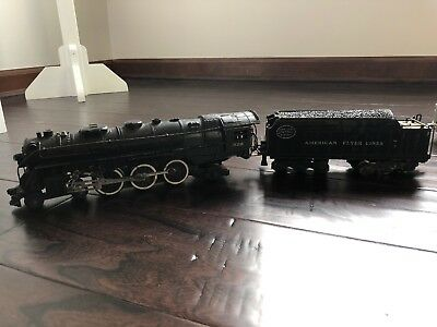 American Flyer 326 Locomotive And Tender New York Central System