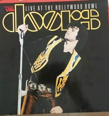 DOORS - Live At The Hollywood Bowl Live -  Mini Lp
