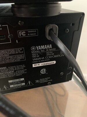 Yamaha RN 500 Superior Hi-Fi Sound, Comprehensive Network Features