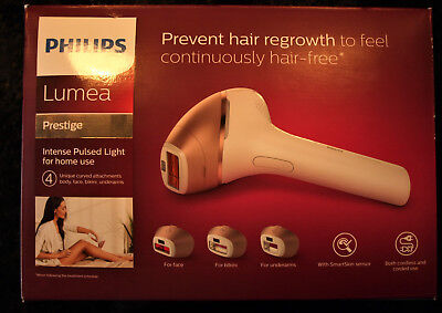 Philips Lumea Prestige IPL BR1956 Hair Removal BNIB - Great item and start price