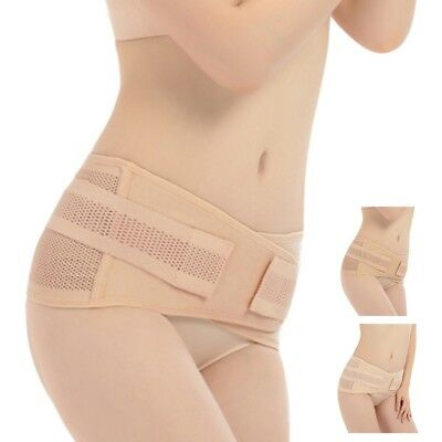 Postpartum Belt Breathable Belly Recovery Support Band Comfortable Pelvis Belt