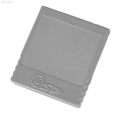 SD Flash Memory Card Stick Reader Converter For Nintendo Wii NGC Console