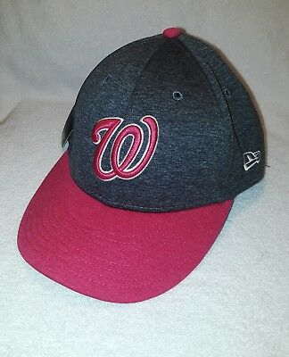 wholesale dealer 88dc7 221b7 ... where to buy new mlb washington nationals mothers day 59fifty fitted  hat cap size 7 3