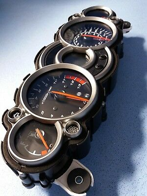 hayabusa clocks