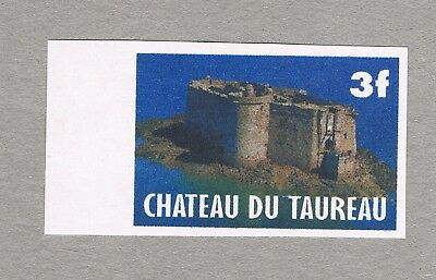 France - Unofficial Local Issue Castle Of Taureau - 1 Mnh Stamp