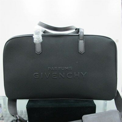 178fc76e8d55 GIVENCHY PARFUMS BLACK Duffle  Travel Weekend Bag -  39.99