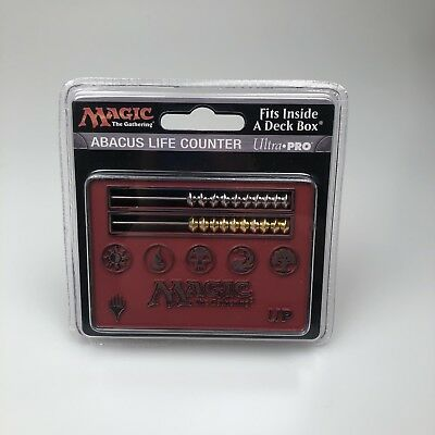 Mtg Red Abucus Life Counter - Ultra Pro
