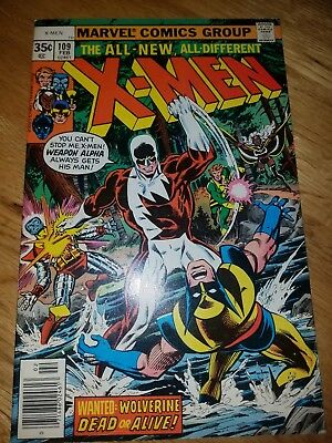 The Uncanny X-Men #109, First Vindicator