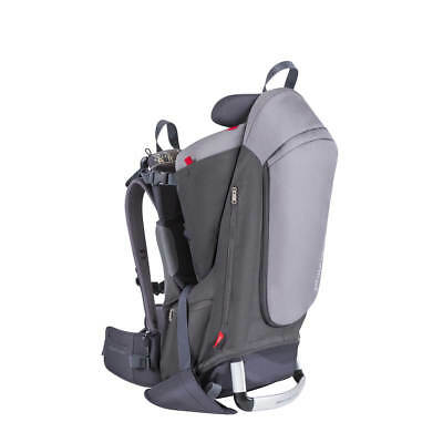 New phil & teds Escape Child Infant Baby Carrier Charcoal