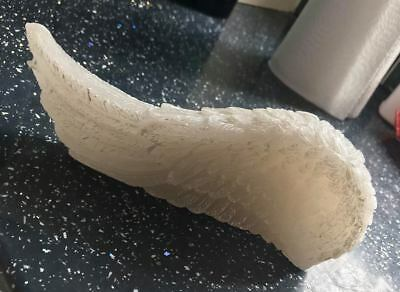 Latex Mould for making beautiful Angel wing candle
