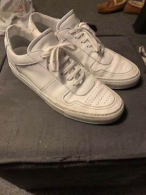 6a26ec99d1a COMMON PROJECTS BBALL Low in Vintage White 45 - $215.00 | PicClick
