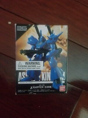 New Bandai Gundam Assault Kingdom 36 Kampfer Weapons Nib
