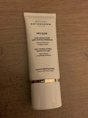Institut Esthederm No Sun 100% Mineral Screen 50ml
