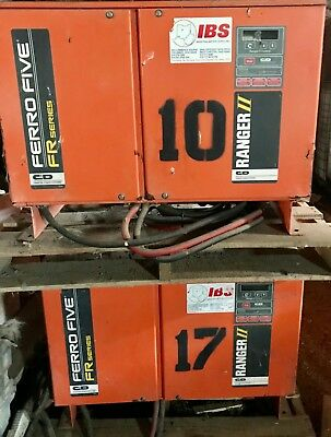 Ferro Five Fr Series / C&D Technologies Industrial Forklift Battery Chargers