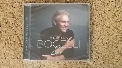 Andrea Bocelli Si CD [2018]  Brand New/Factory Sealed Classical