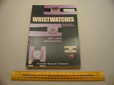 Book 642 – Wristwatches: A handbook and price guide 3rd Edition