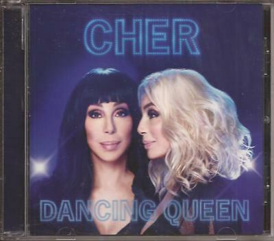 CHER Dancing Queen CD ABBA tribute 10 tracks 2018