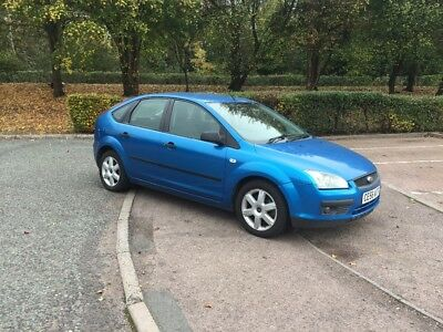 2006 FORD FOCUS 1.8 TDCi Sport [Euro 4]
