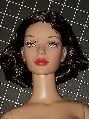"""~ALL VINTAGE PEGGY HARCOURT~Tonner 16"""" Fashion Doll~2013 LE500 NUDE DOLL ONLY"""