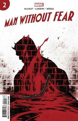 MAN WITHOUT FEAR #2 Main (Marvel Comics, 2019) NM 1st Print
