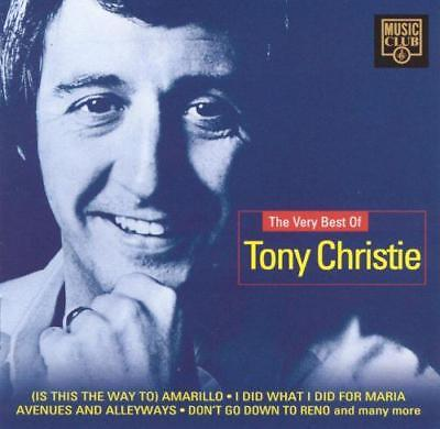 TONY CHRISTIE - The Very Best of (CD 1994) USA First Edition EXC Greatest Hits