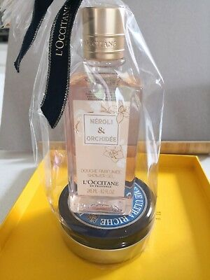 L'Occitane Shower Gel And Body Cream Gift Pack