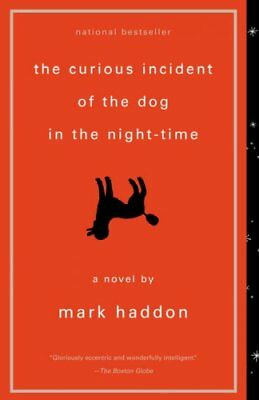 Curious Incident of the Dog in the Night-time, Paperback by Haddon, Mark, ISB...