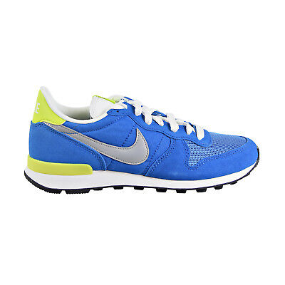 best service 4677e aed37 Nike Internationalist Mens Shoes Military BlueGreenSilver 631754-400