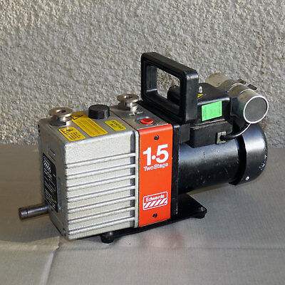 Edwards E2M-1.5 Two Stage Rotary Vane Vacuum Pump