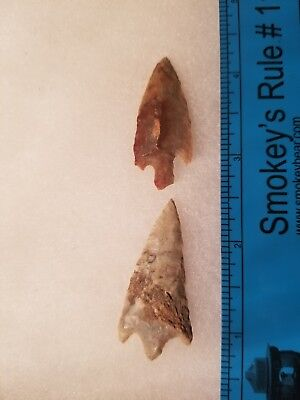 Neolithic Arrowheads Extra Fine Group very RARE