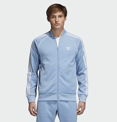 Activewear Qualified Mens Adidas Originals 3s Sst Trefoil Track Top Bk5921 Xl Men's Clothing