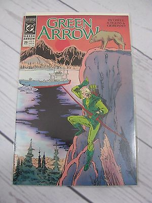 DC  GREEN ARROW (1988) 29 Bagged and Boarded - C511