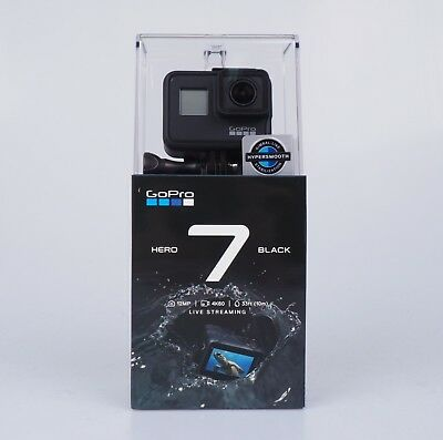 GoPro Hero 7 (Black) Brand New & Sealed 4K