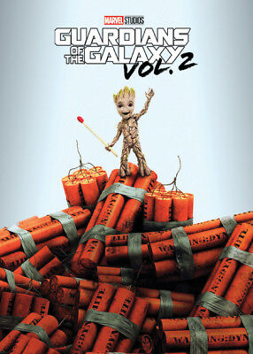 GUARDIANS OF THE GALAXY Vol. 2 - Promo Card 4 - Baby Groot