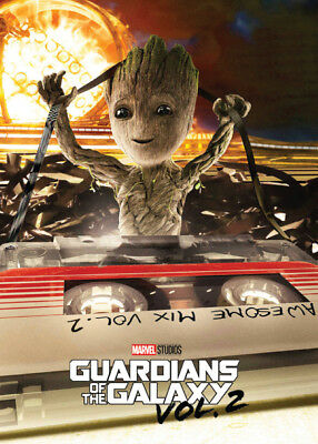 GUARDIANS OF THE GALAXY Vol. 2 - Promo Card 5 - Baby Groot
