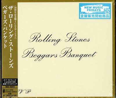 Rolling Stones-Beggars Banquet (50Th Anniversary Edition)-Japan Cd F56
