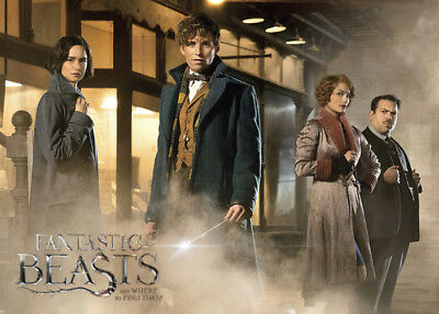 Harry Potter FANTASTIC BEASTS AND WHERE TO FIND THEM - Promo Card