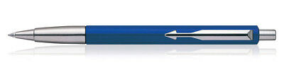 Parker Vector Standard CT Ballpoint Pen Blue Stainless Steel, Mothers Day Gift