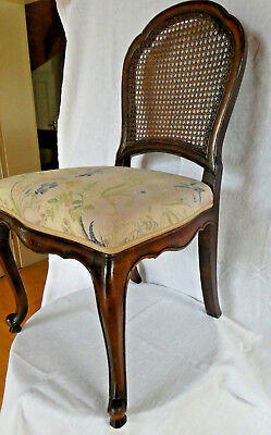 Antik * Art Deco * Sessel * Stuhl * Massiv - Holz * Old Chair