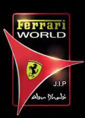 Ferrari World BOGOF - Entertainer Abu Dhabi / Dubai 2019 E Voucher