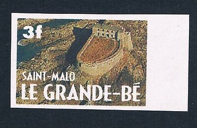 France - Local Post Le Grand Be  - Unofficial Issue -1 Mnh Stamp