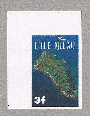 France - Local Post Milau=Milliau  Island  - Unofficial Issue -1 Mnh Stamp