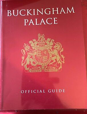 'Buckingham Palace Official Guide'1999.