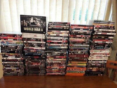 DVD/VHS Video joblot, carboot, clearance