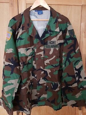 BDU JACKE WOODLAND VON PROPPER Gr.XXL Regular.