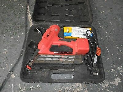 Factory reconditioned Tacwise nail gun