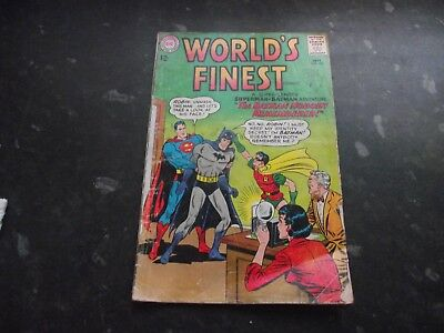 Worlds Finest comics. No 136. From sept 1963