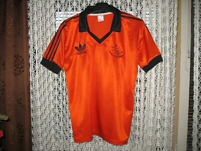 Adidas Replica Dundee United Shirt Jersey Trikot League Cup Winners 1979 Size M