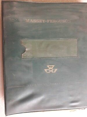 Massey Ferguson 1080 Series Workshop Manual