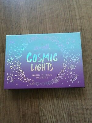 Barry m cosmetics lights highlighting palette new